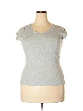 Danskin Now Short Sleeve T-Shirt Size XXL