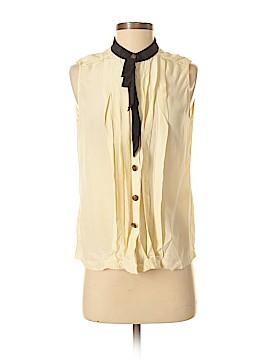 Rag & Bone Sleeveless Silk Top Size 6