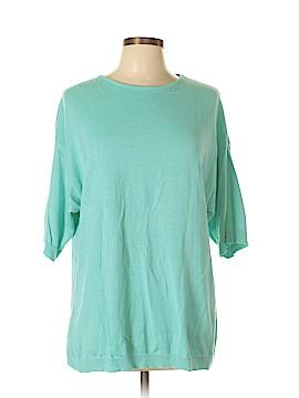 Joan Vass Pullover Sweater Size 10 (2)
