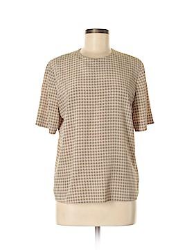 Kasper A.S.L. Short Sleeve Blouse Size 8