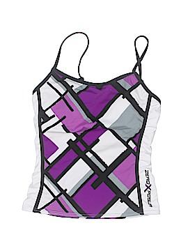 ZeroXposur Swimsuit Top Size 8