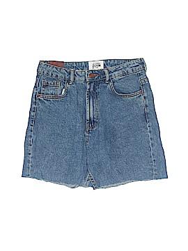 Zara TRF Denim Shorts Size 2