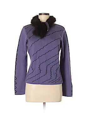 Jamie Sadock Silk Pullover Sweater Size M