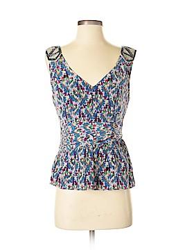 Edme & Esyllte Sleeveless Silk Top Size 4