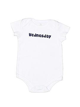 Baby Starters Short Sleeve Onesie Size 0-6 mo