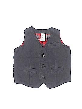 OshKosh B'gosh Tuxedo Vest Size 6 mo