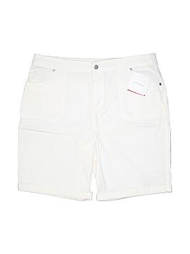 Croft & Barrow Denim Shorts Size 14