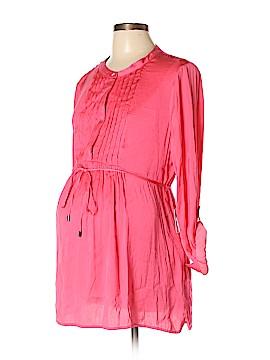 Jessica Simpson Long Sleeve Blouse Size XL (Maternity)