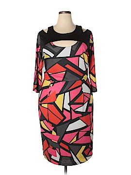 Jete Cocktail Dress Size 1X (Plus)