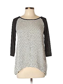 Puella 3/4 Sleeve Blouse Size M