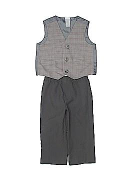 George Tuxedo Vest Size 12 mo