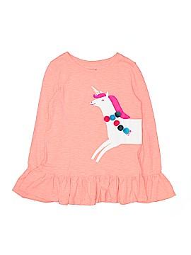 Cat & Jack Long Sleeve Top Size 10