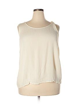Venezia Sleeveless Blouse Size 22 - 24 Plus (Plus)