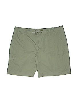 Basic Editions Khaki Shorts Size XXL
