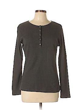 REI Long Sleeve Henley Size XL