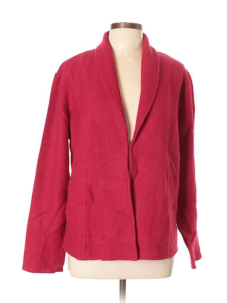 Evan Picone Women Wool Blazer Size XL