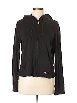 DKNY Zip Up Hoodie Size L