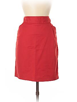 Dalia Collection Denim Skirt Size 8