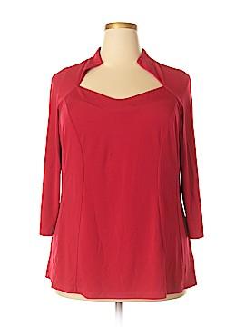 Simonton Says 3/4 Sleeve Top Size XL