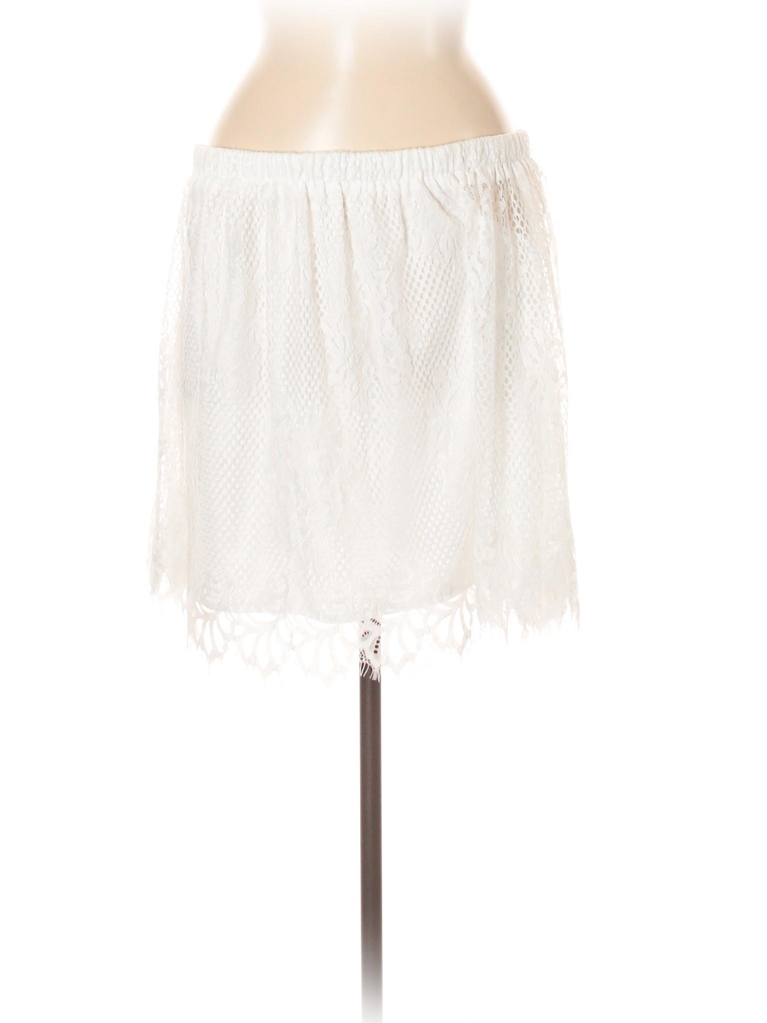 Boutique Ciel leisure Casual Skirt Bleu r7rHU