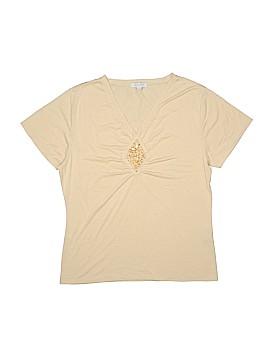 Bogari Short Sleeve Top Size XL