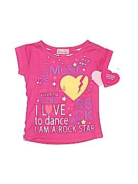 Dream Star Short Sleeve T-Shirt Size 2T