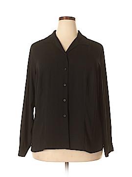 Covington Long Sleeve Blouse Size 20 (Plus)
