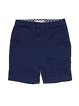 Boden Khaki Shorts Size 4