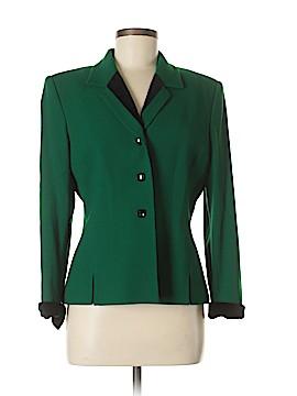 Kasper A.S.L. Wool Blazer Size 10 (Petite)