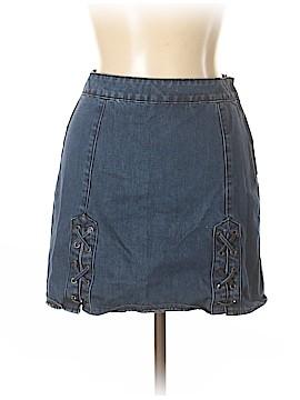Brave Soul Denim Skirt Size 10