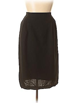 Haberdashery by Leslie Fay Sportswear Casual Skirt Size 18 (Plus)