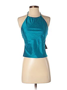 Bebe Sleeveless Silk Top Size 4