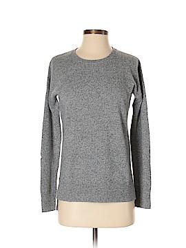 Aqua Cashmere Pullover Sweater Size S