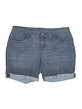 SONOMA life + style Denim Shorts Size 16W