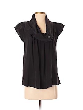 Odille Short Sleeve Silk Top Size 2