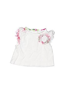 Laura Ashley Short Sleeve T-Shirt Size 6 mo