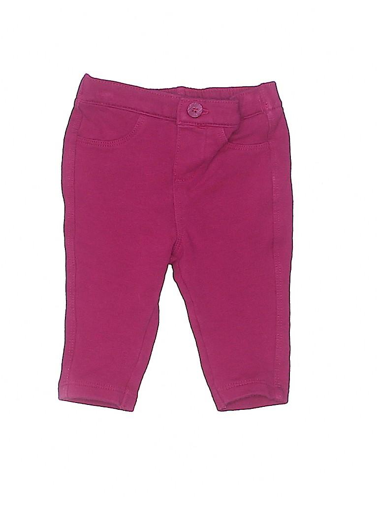 Cherokee Girls Casual Pants Size 0-3 mo