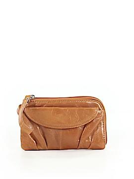 Hobo Leather Wristlet One Size