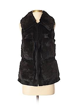 RLZ Faux Fur Vest Size XS