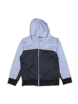 Jordan Zip Up Hoodie Size S (Kids)