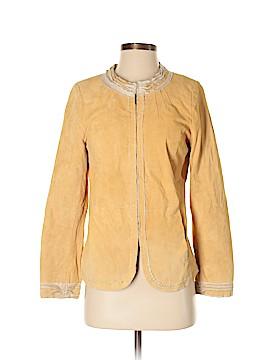 Bradley by Bradley Bayou Leather Jacket Size XS