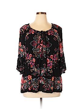 BILA 3/4 Sleeve Blouse Size XXL