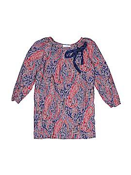CZ by Carolina Zapf 3/4 Sleeve Blouse Size 3T