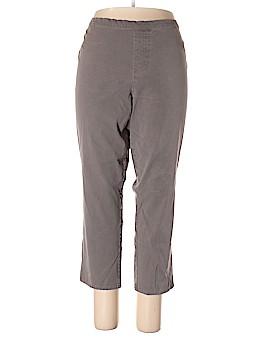 Isaac Mizrahi LIVE! Casual Pants Size 26W (Plus)