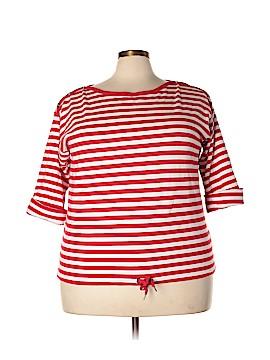 Anne Klein Sweatshirt Size 2X (Plus)