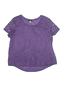Cocomo Short Sleeve Top Size 2X (Plus)