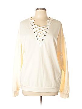 Rue21 Sweatshirt Size XL (Plus)