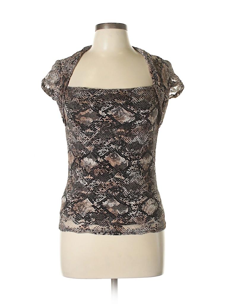 Joseph Ribkoff Women Short Sleeve Top Size 10