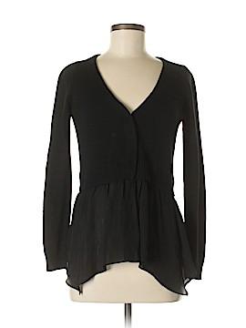 Jamison Silk Cardigan Size S