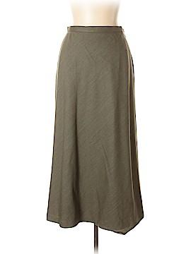 Lauren by Ralph Lauren Wool Skirt Size 12 (Petite)